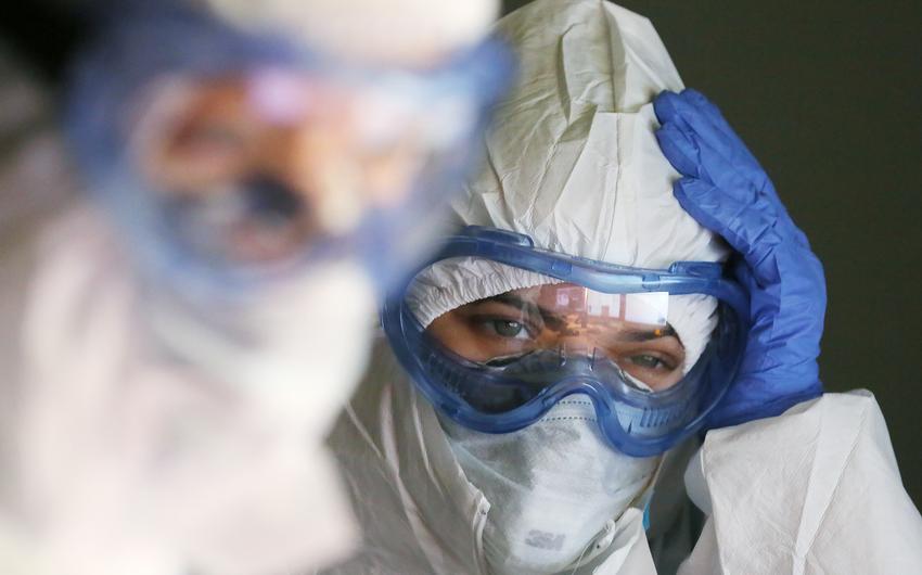 В мире за сутки выявлено около полумиллиона случаев COVID-19