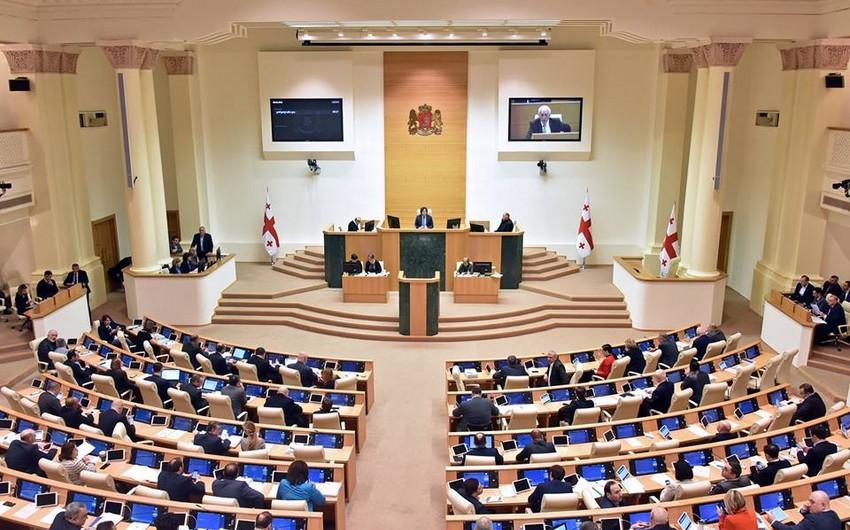 Gürcüstan parlamenti buraxılış imtahanlarının ləğvini təsdiqləyib