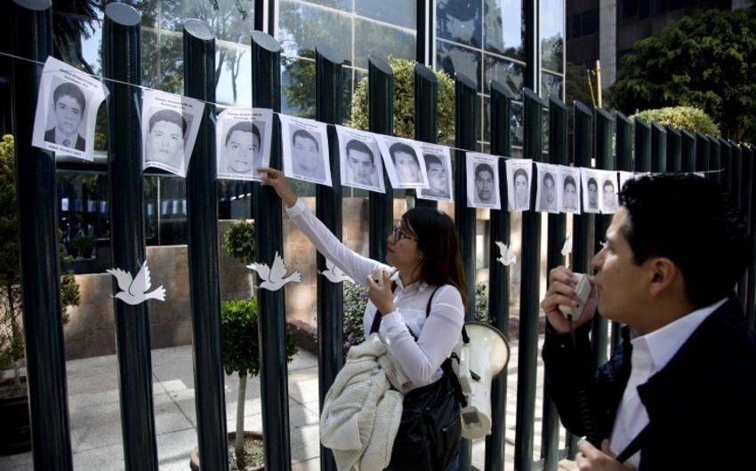 Meksikada 43 tələbənin qatillərinin başçısı tutulub