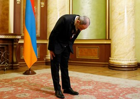 Paşinyanın göz yaşları - Ermənistan faşist Almaniyasının aqibətini yaşayır