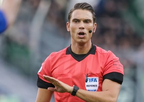 UEFA Qarabağın matçının hakimlərini dəyişdi