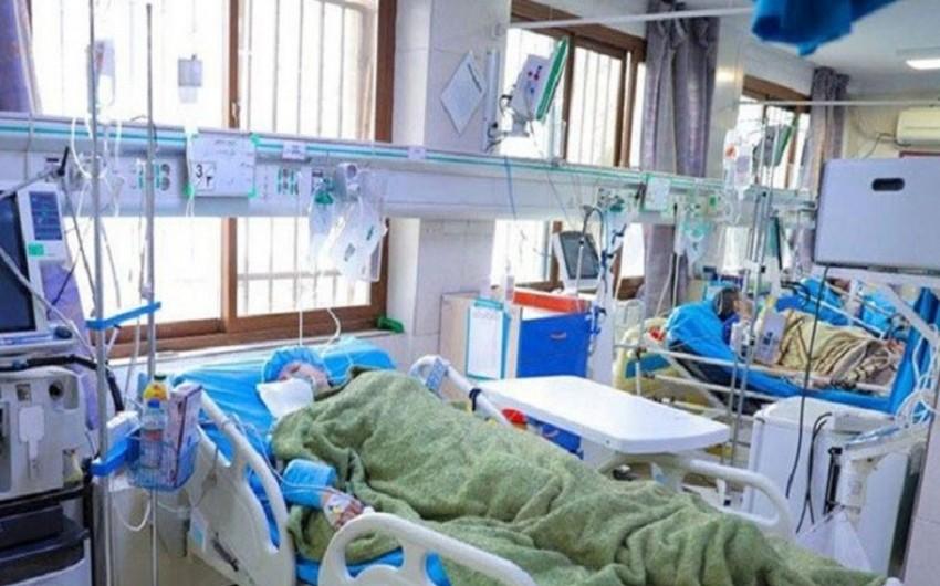 İranda koronavirusdan ölənlərin sayı iki dəfə azaldı