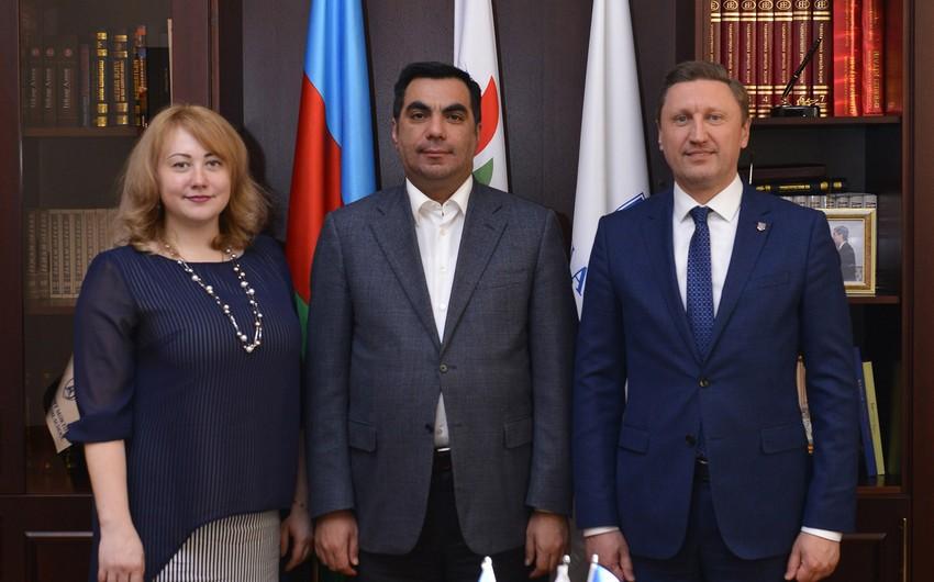 BANM Poltava Milli Texniki Universiteti ilə əməkdaşlığı genişləndirir