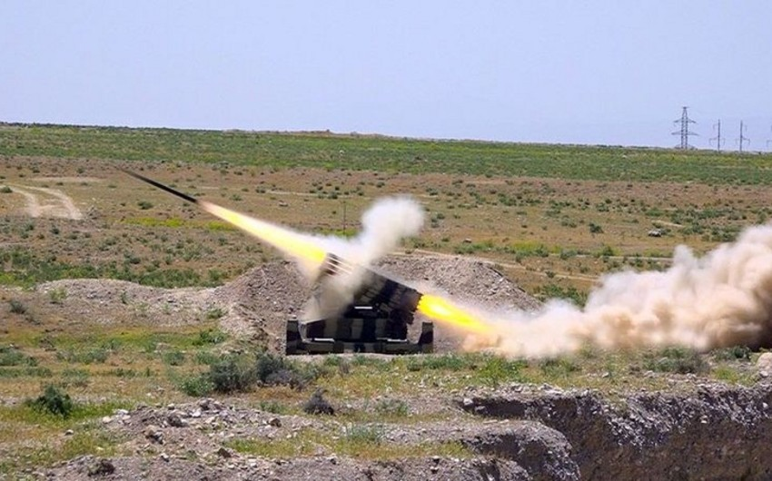 Armenian forces keep shelling territories of Goranboy, Terter and Barda regions: MoD