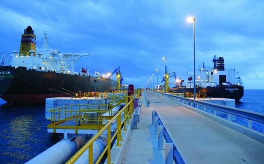 İraqın şimalından Türkiyənin Ceyhan limanına sutkada 595 min barel neft nəql edilir