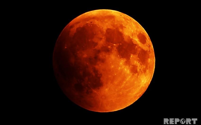 Sabah ilin ikinci Ay tutulması baş verəcək