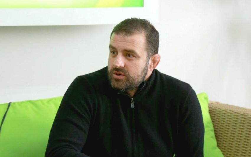 Gürcüstan Güləş Federasiyasının prezidenti saxlanılıb