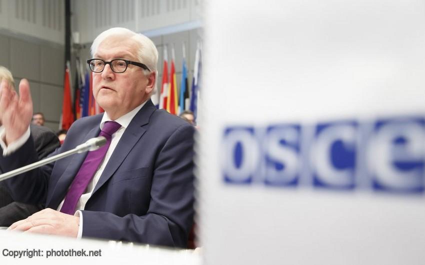 В Потсдаме началась неформальная встреча глав МИД ОБСЕ