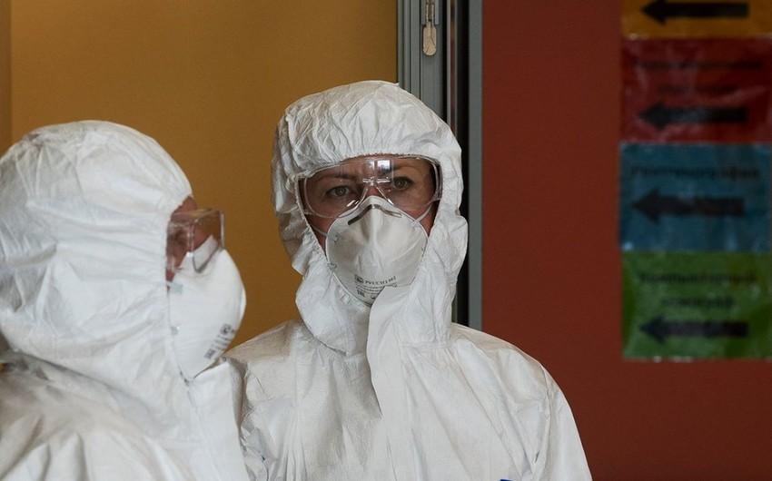 Almaniyada koronavirusa yoluxanların sayı 203,3 mini ötüb