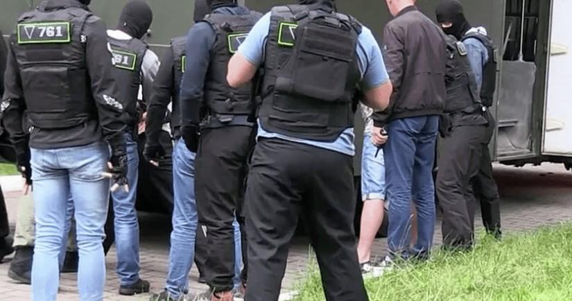 Over 20 people detained in Belarus over terror attacks