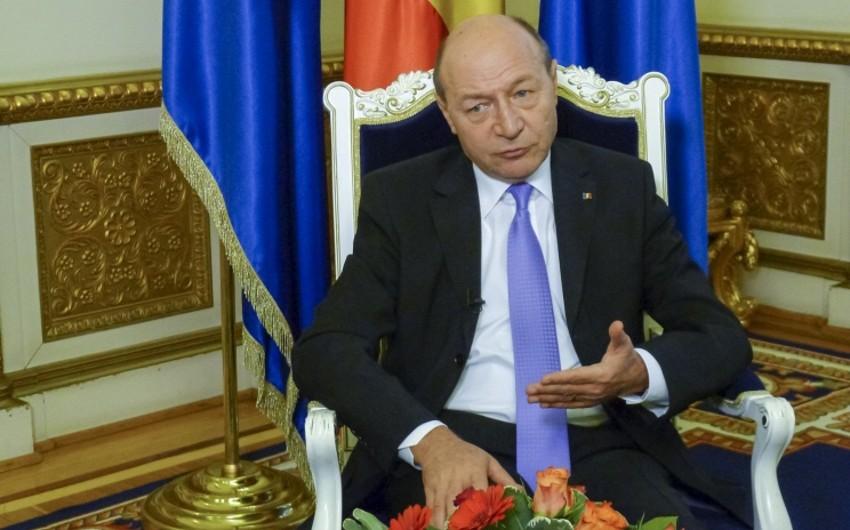 Trayan Besesku: Moldova Rumıniya ilə birləşəcəyi halda Avropa İttifaqına üzv ola bilər
