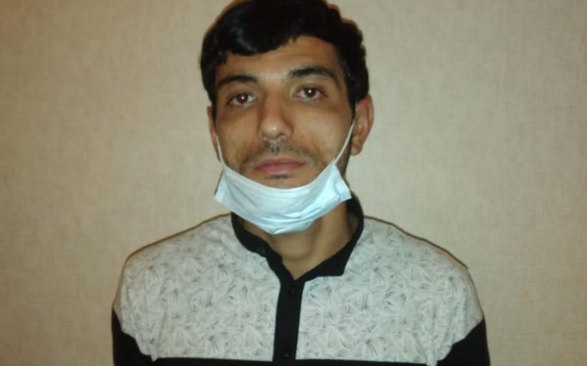 İsmayıllıda heroin alverçisi saxlanılıb