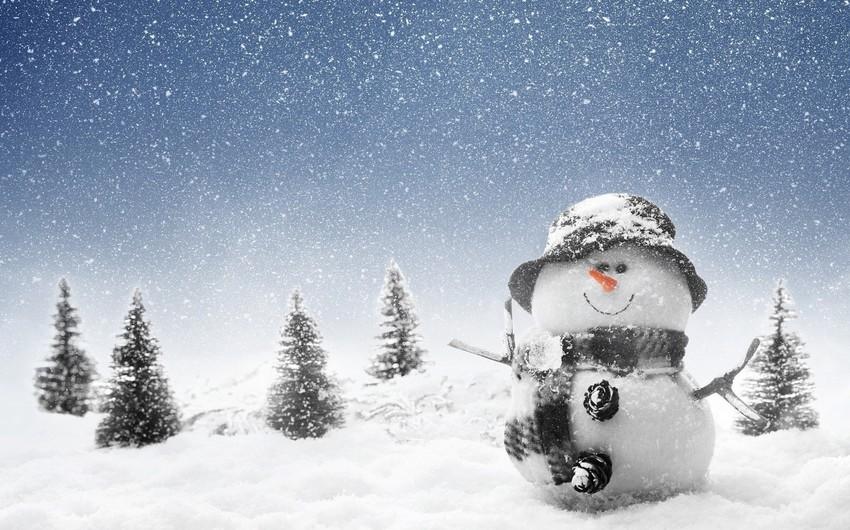 Azerbaijan will see winter coming tomorrow