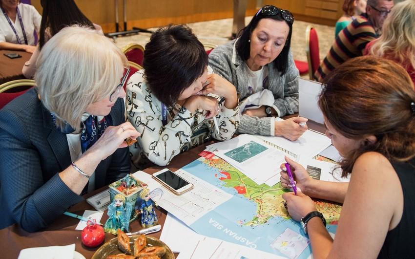 Rusiyanın 250 turizm şirkəti üçün Azərbaycan turizminin təqdimatı keçirilib