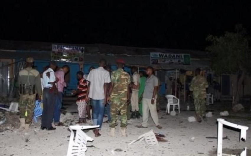 Somalidə stadionda partlayış nəticəsində 3 futbolçu ölüb