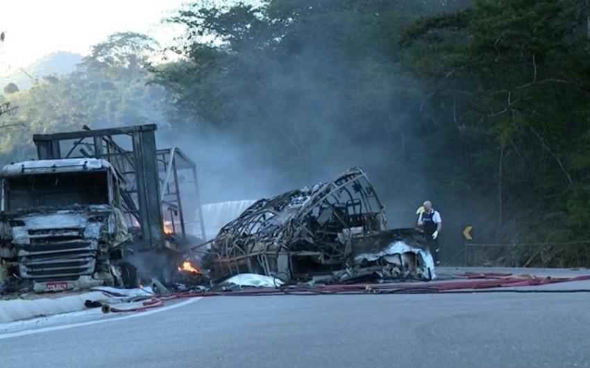 Eleven German dancers died in Brazil traffic accident