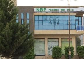 Pakistan Milli Bankının Bakı filialı öhdəliklərini kəskin azaldıb