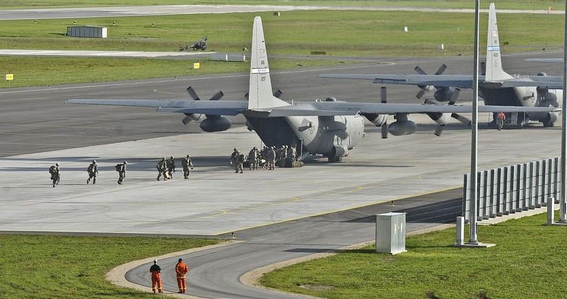 NATO Baltikyanı ölkələrdə sayca 3-cü aviabazasını istifadəyə verir