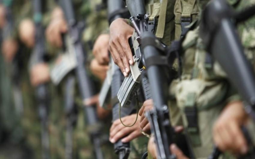 Representatives of Azerbaijani Armed Forces attending trainings in Turkey