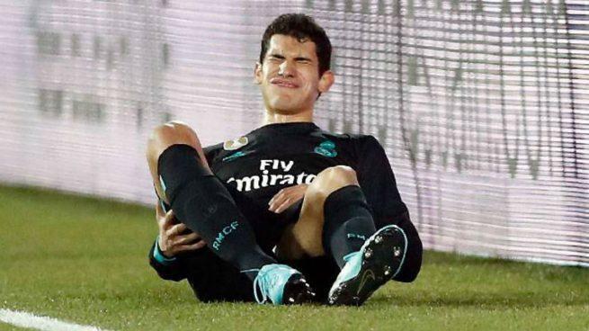 Защитник Реал Мадрида получил четвертую травму в этом сезоне