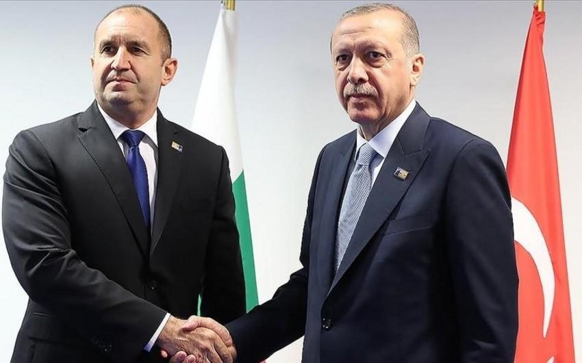 Эрдоган поблагодарил Болгарию за солидарность