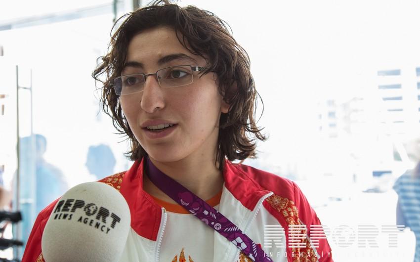 Paracüdo üzrə gümüş medalçı: Yarımfinalda aldığım zədə səbəbindən final döyüşündə məğlub oldum