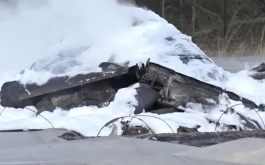 Совладелец компании S7 погибла в авиакатастрофе в Германии - ВИДЕО