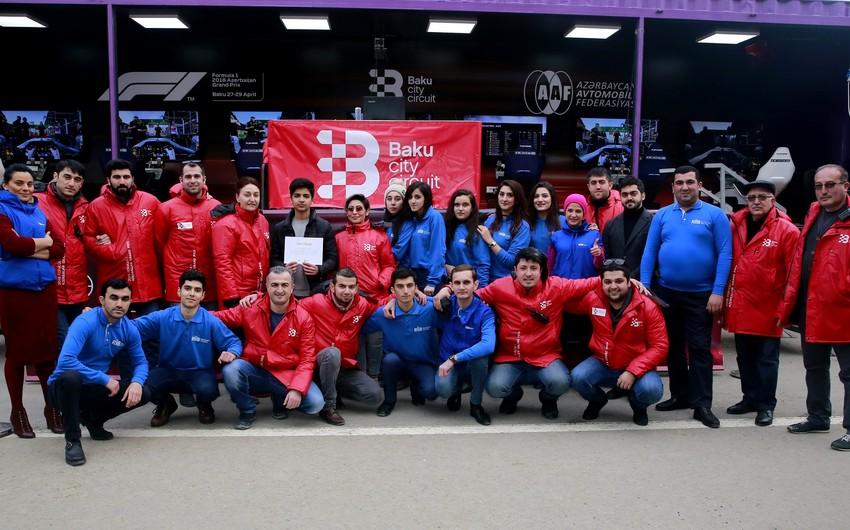 """""""Formula-1"""" çempionatının Şirvan yarışının qalibi müəyyənləşib"""