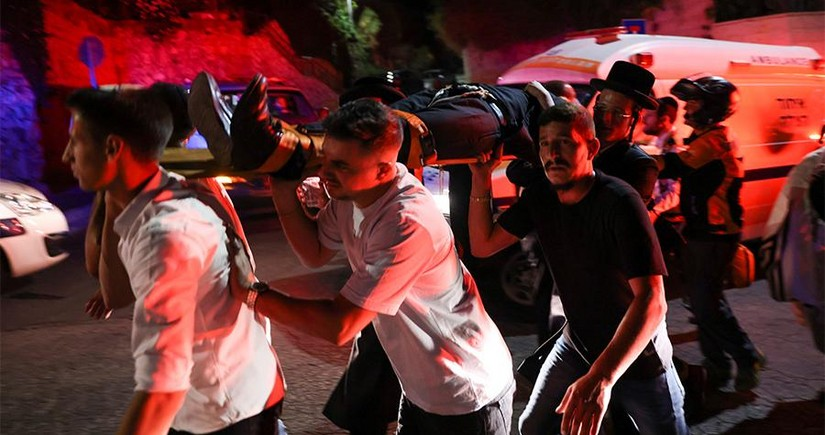 Выросло число погибших и пострадавших в результате обрушения трибуны синагоги в Израиле - ОБНОВЛЕНО