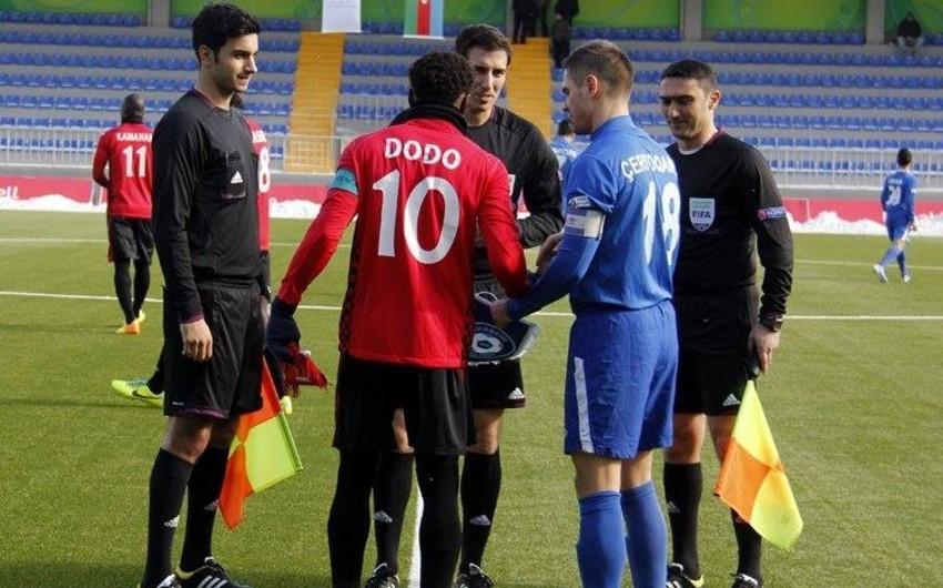 Bu gün Azərbaycan Premyer Liqasında V turun son oyunu keçiriləcək