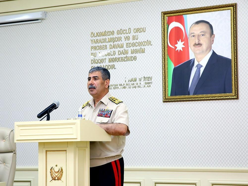 Azerbaijan Defense Minister to visit Czech Republic