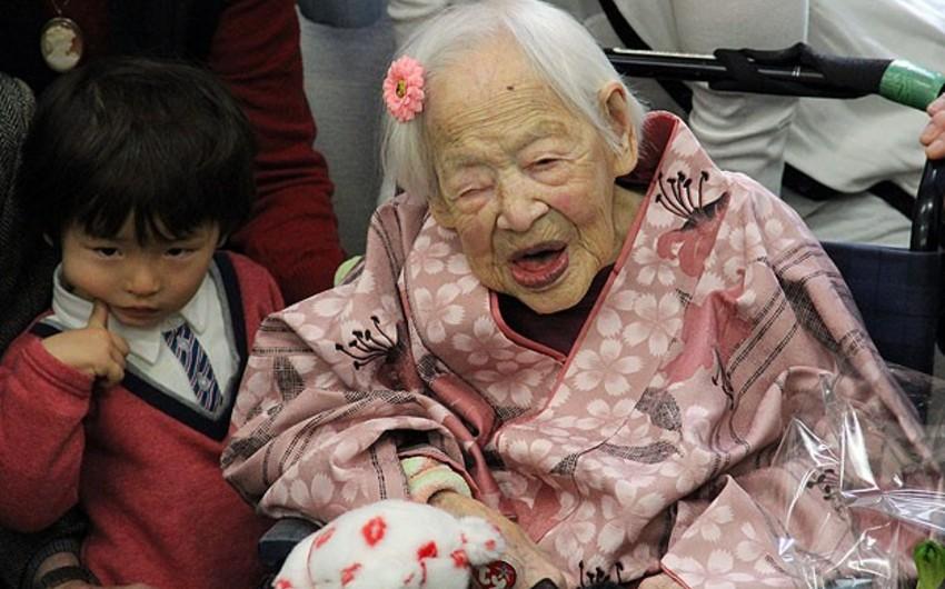 Dünyanın ən yaşlı insanı vəfat edib