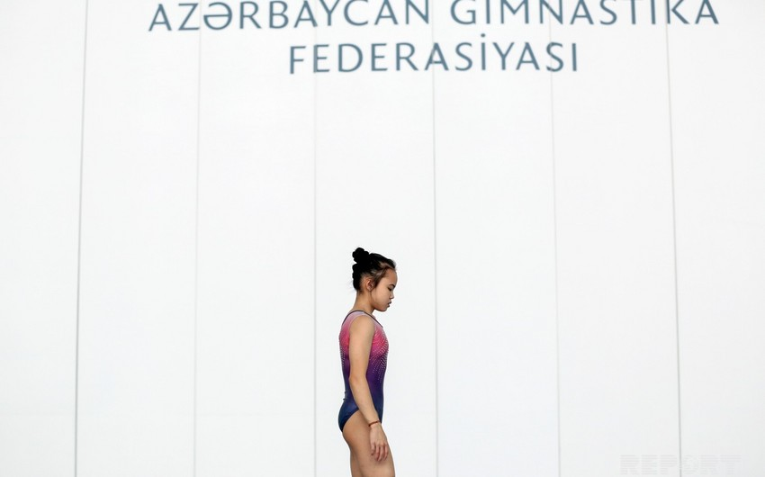 """Milli Gimnastika Arenasından """"Tokio 2020""""yə gedən yol - REPORTAJ"""