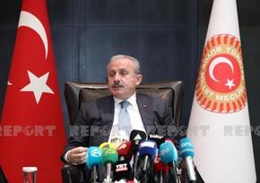 Шентоп: Предпринимаются шаги в направлении военного сотрудничества с Азербайджаном