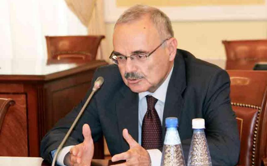 Premier Minister Artur Rasi-zadeh reports to Milli Majlis