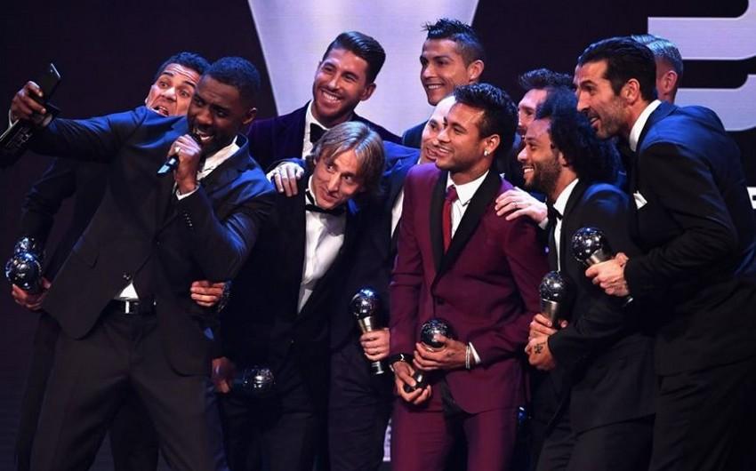 Стал известен состав сборной лучших футболистов 2017 года по версии ФИФА