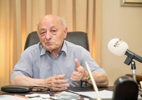 Ömər Eldarov: Koronavirusa yoluxmamışam