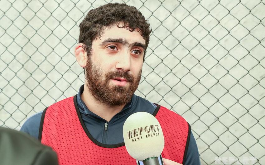 Olimpiya çempionumuz: Ermənilərin hərəkəti insanlığa sığmır