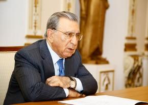 Ramiz Mehdiyev və Səttar Möhbalıyev Komissiya üzvlüyündən azad edildi