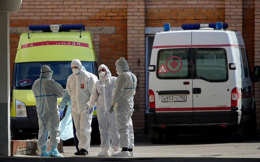 Moskvada koronavirus qurbanlarının sayı 1 800-ə çatır
