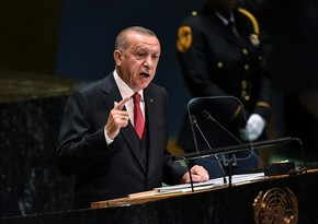 Erdoğan: Armenia mentions Turkey's name for disappointment it suffered