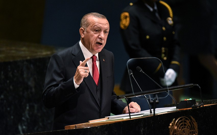 "Erdoğan: ""The goal of states that put pressure on Azerbaijan is not a ceasefire"""