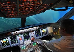Avstraliyada pilot uçuş vaxtı yatıb