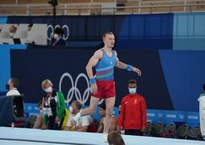 Tokio-2020: Gimnastımız finala çıxa bilmədi