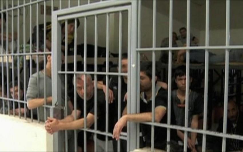 В Баку в учреждении по отбытию наказания произошла массовая драка