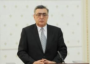 Президент наградил Чингиза Гусейнзаде