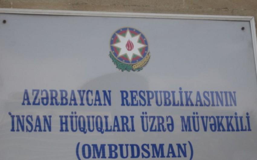 Ombudsmanın Milli Preventiv Qrupu tərəfindən başçəkmələr davam etdirilir