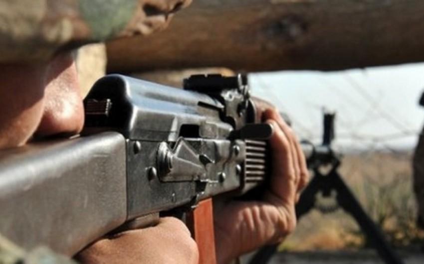 Erməni silahlı bölmələri bir neçə istiqamətdə atəşkəsi pozub