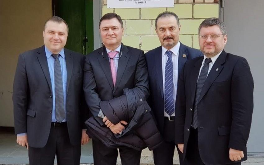 GUAM müşahidəçiləri Ukraynadakı prezident seçkiləri ilə bağlı bəyanat yayıb