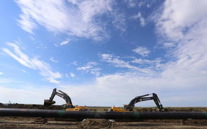 На 14-километровом участке TAP на территории Албании завершены сварочные работы